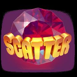 Scatter symbool fruitkast